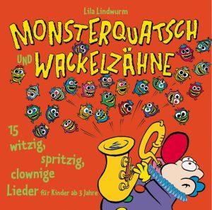 Monsterquatsch Wackelzähne