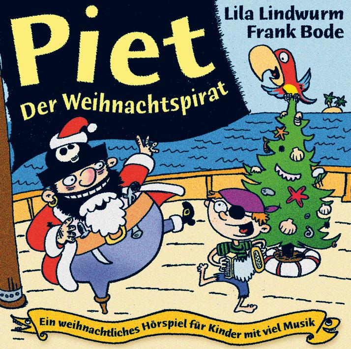 Piet der Weihnachtspirat
